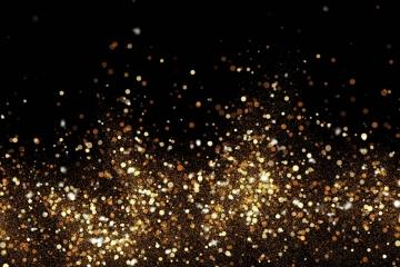 Gold-Sparkles