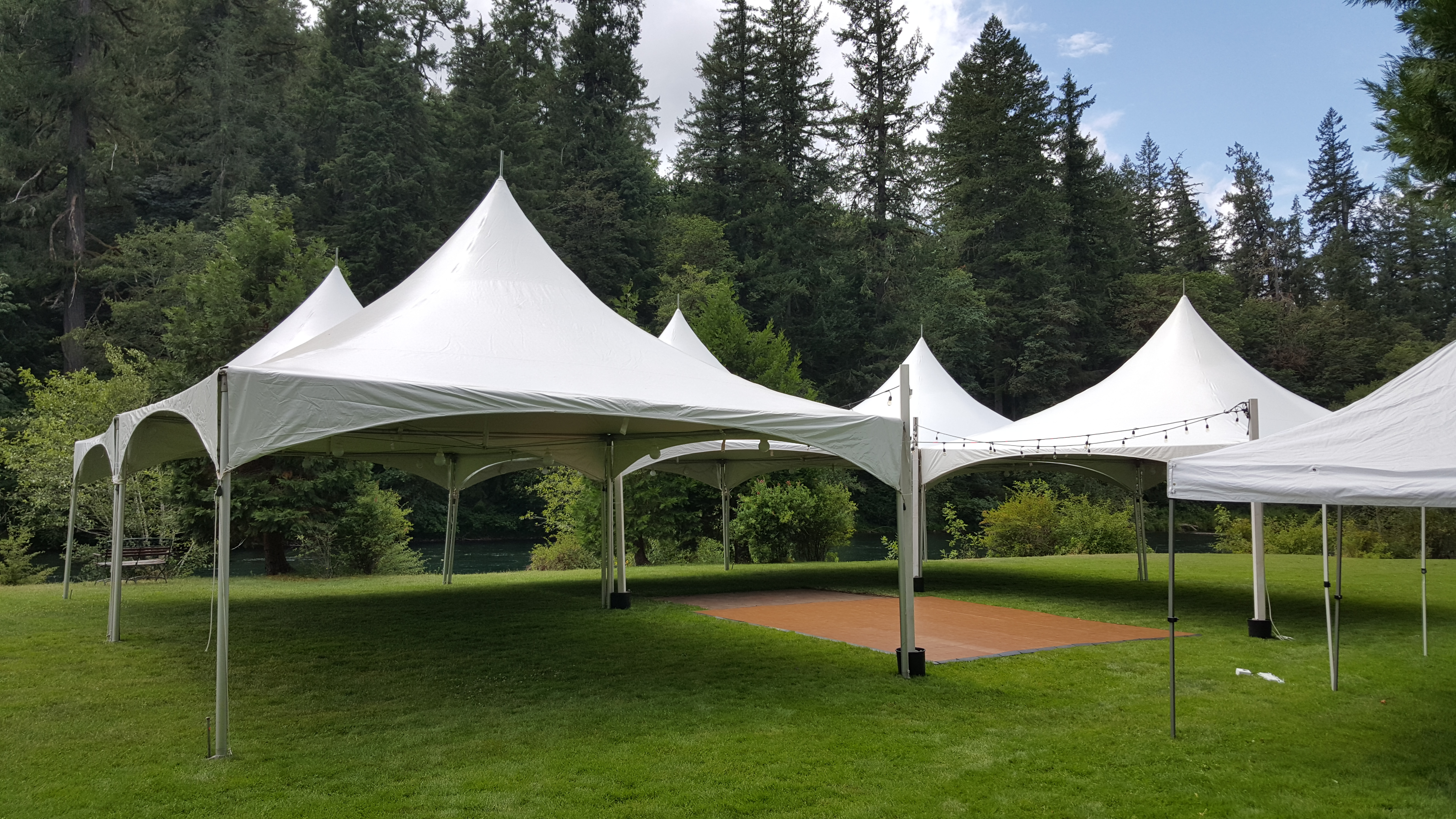 High Peak Tent 20X20 & Destination Events High Peak Tent 20X20 - Destination Events