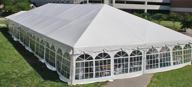 Destination Events 40X100 Frame Tent - Destination Events