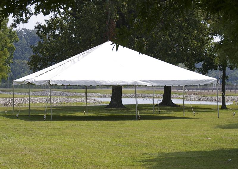 Destination Events 40x40 Frame Tent Destination Events