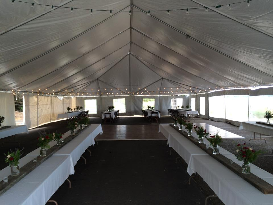 Destination Events 40x80 Frame Tent Destination Events