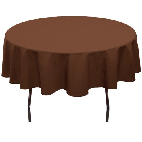 76-inch-round-cotton-feel-tablecloth-chocolate