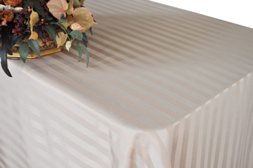 banquet striped