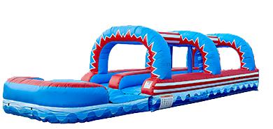 Wave Dual lane Slip n slide