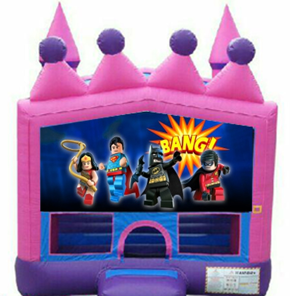 Lego Bounce House