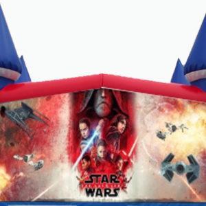 Star Wars The Last Jedi Bounce House