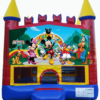 Mickey Mouse Clubt - Brick red yellow blue on White copy
