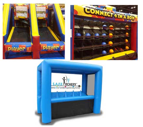 midway games package