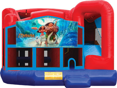 Groovy Moana Bounce House Interior Design Ideas Gentotryabchikinfo