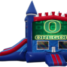 Oregon Ducks Bounce Houae