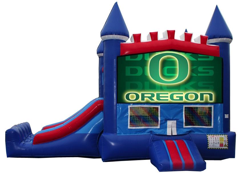 Oregon Ducks Bounce Houae