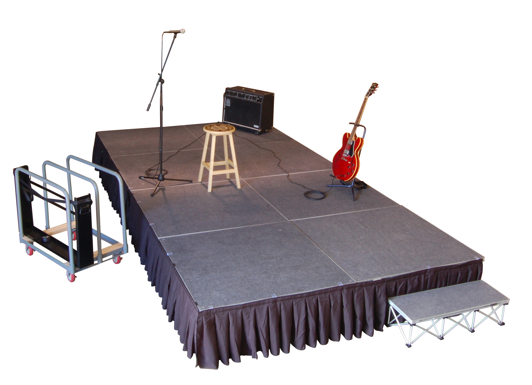destination events stage rental destination events eugene oregon. Black Bedroom Furniture Sets. Home Design Ideas