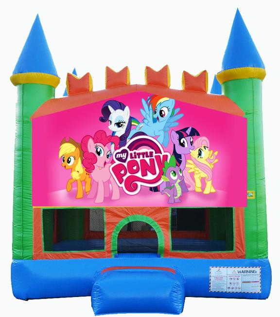 Destination Events My Little Pony Bounce House