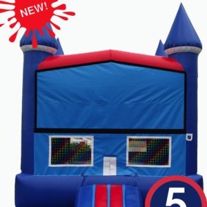 Non-Themed Bounce Houses