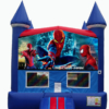 Spiderman Bounce house white bg copy