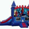 Spiderman Bounce slide combo Modular white bg