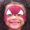 Spiderman-Face-Painting-www.childrenspartiesnyc.com-kids-face-paint-nyc