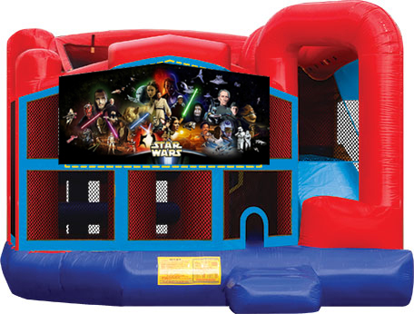 Star Wars Bounce Hosue