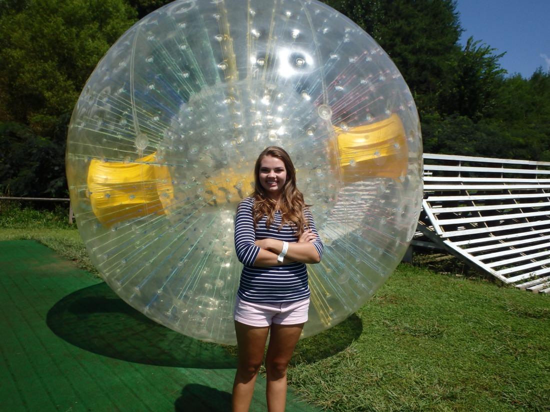 Zorb Ball Destination Events