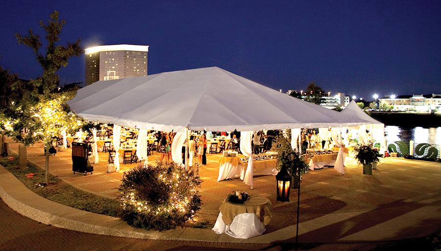 Destination Events 40x100 Frame Tent Destination Events