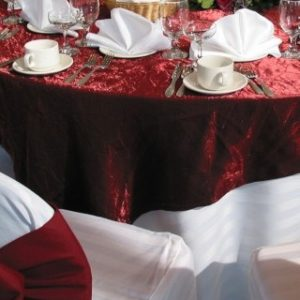 Iridescent Crush Linens