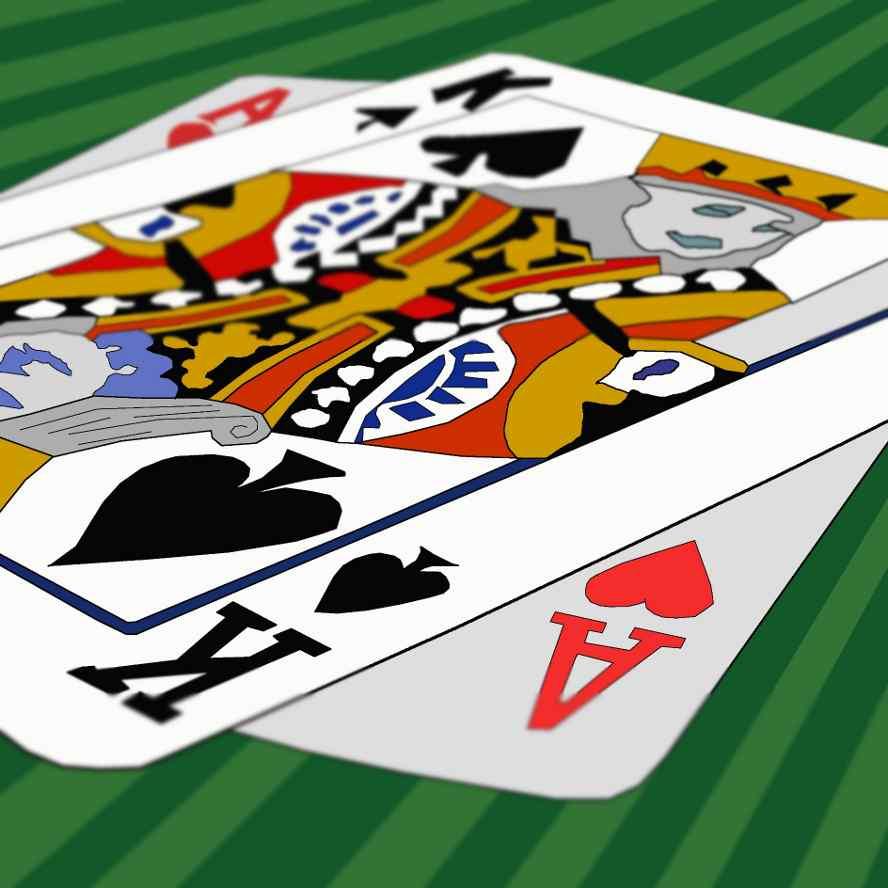 Destination Events Eugene Casino Party Rental Black Jack Table