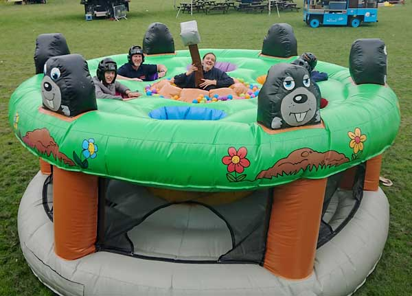 Whack A Mole Inflatable (15 x 15)