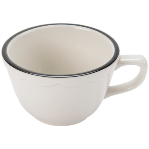 Ivory Coffee Cup