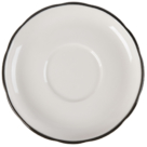 Scalloped 6 Inch Plate