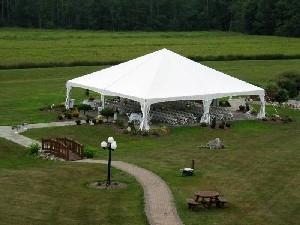 40x40 Frame Tent Destination Events