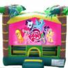 ponies - Palm tree Bounce1 copy