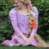 rapunzel princess party 3