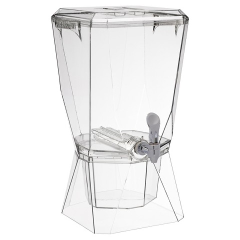 style 3 drink dispenser